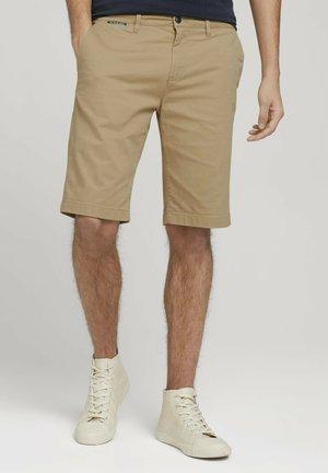 Shorts - smoked beige