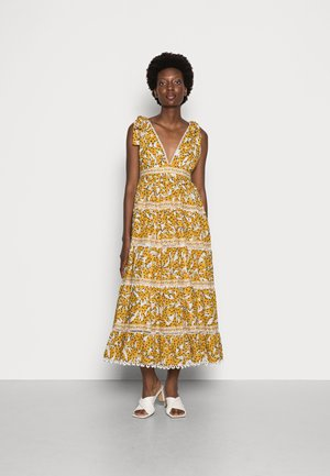 DRESS - Robe d'été - light yellow