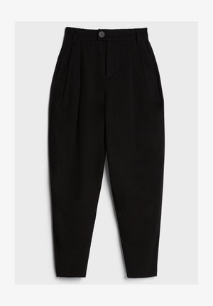 KAROTTEN - Trousers - black