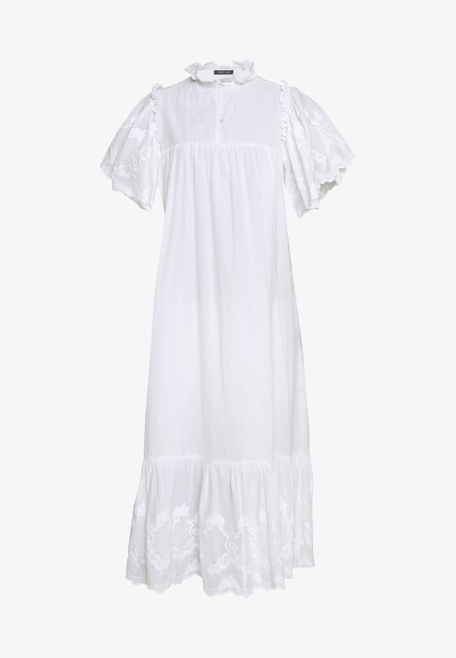 PEN - Robe longue - white
