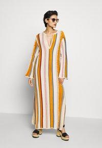 M Missoni - LONG DRESS - Maxi šaty - white - 1