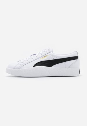 LOVE  - Joggesko - white/black