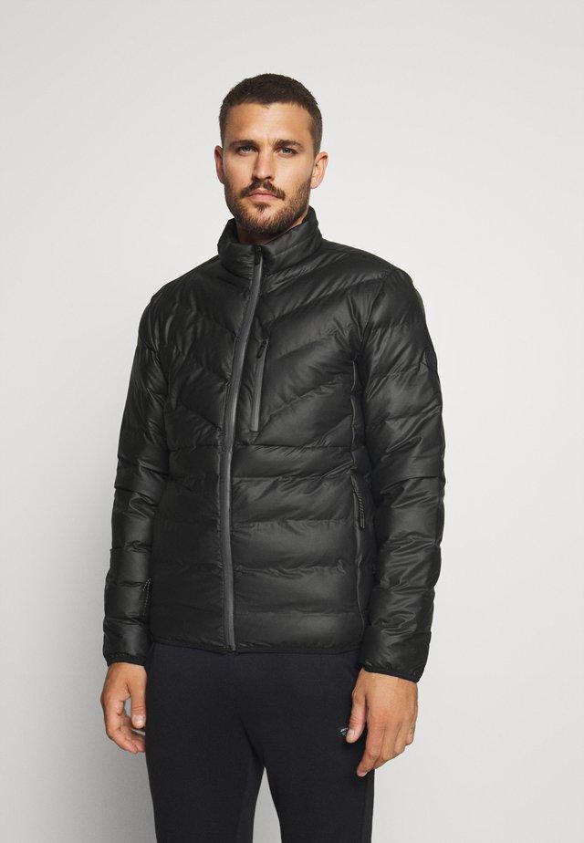 JCOSCOTLAND JACKET - Sportovní bunda - black