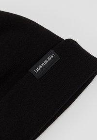 Calvin Klein Jeans - WATCH BEANIE - Beanie - black - 4