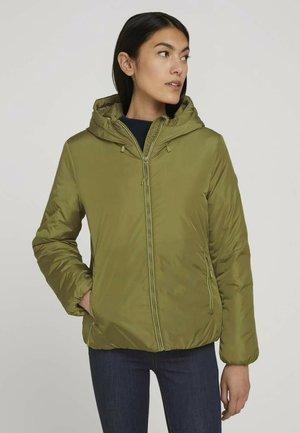 Light jacket - wooden moss green