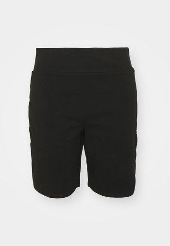 VISTA CYCLING SHORT PLUS - Leggings - black