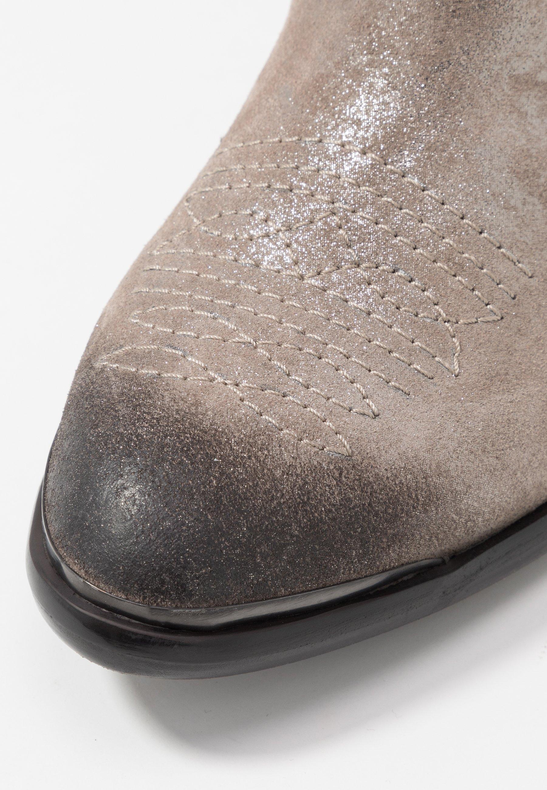 Lazamani Ankle Boot fango/silber
