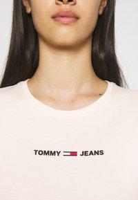 Tommy Jeans - Print T-shirt - sugarcane - 3