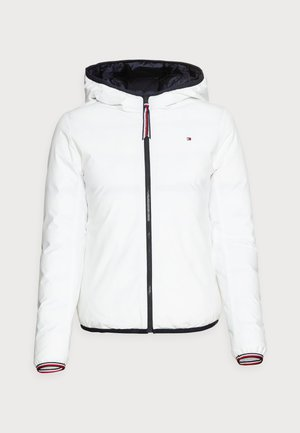 REVERSIBLE PADDED JACKET - Veste d'hiver - white