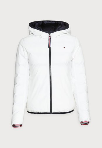 REVERSIBLE PADDED JACKET - Giacca invernale - white