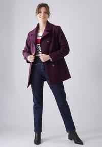 Armor lux - CABAN - Short coat - susina - 1