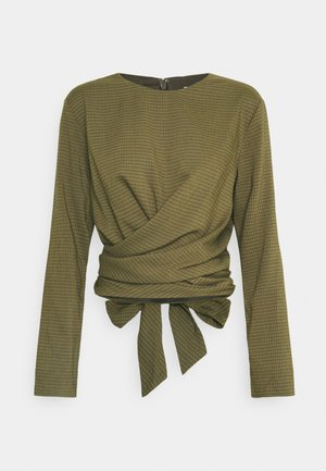 ONO BLOUSE - Blouse - olive