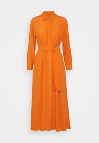 PULVINO - Maxi dress - orange