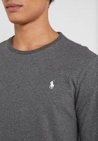 Polo Ralph Lauren - Langærmede T-shirts - fortress grey heather - 5