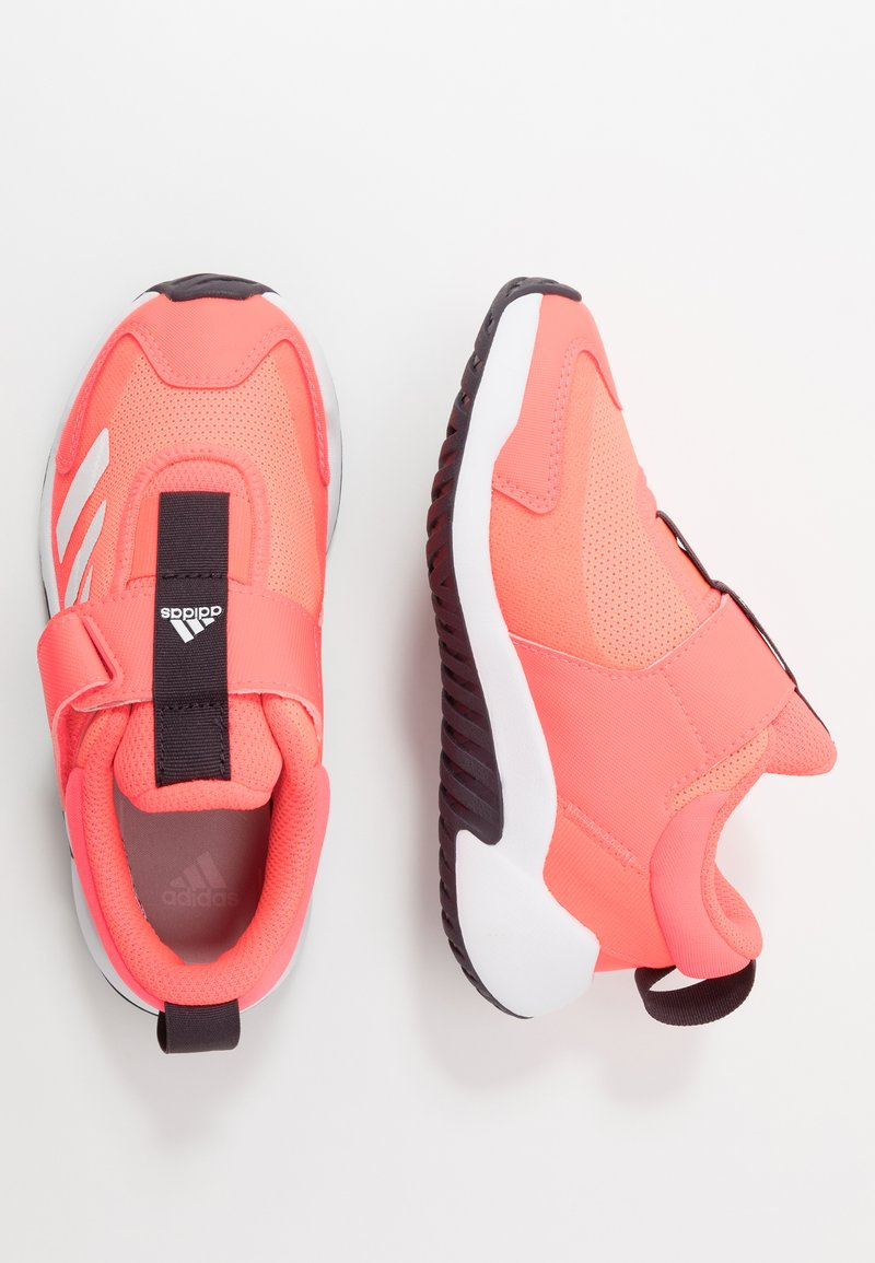 adidas Performance - 4UTURE SPORT - Sports shoes - signal pink/footwear white