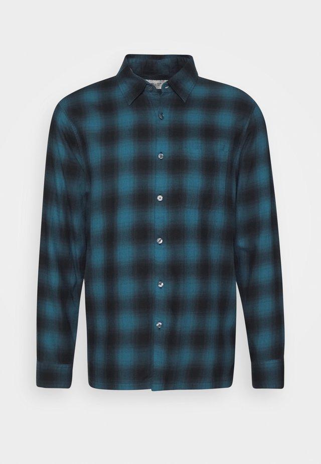 DRAPEY  - Shirt - blue ombre