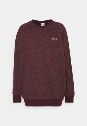 JORHIDE CREW NECK - Sweatshirt - port royale