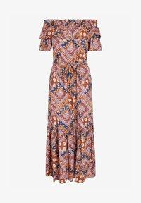 Next - Maxi dress - multi-coloured - 3