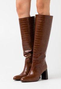 Jonak - DEBANUM - Boots - marron - 0