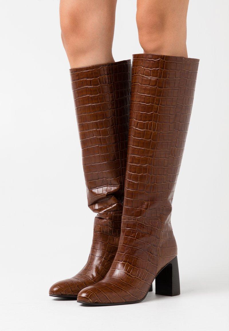 Jonak - DEBANUM - Boots - marron