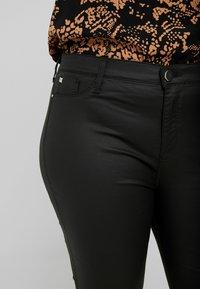 River Island Plus - Jeans Skinny Fit - black - 5