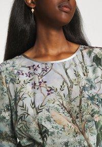 Alberta Ferretti - DRESS - Day dress - grey - 6