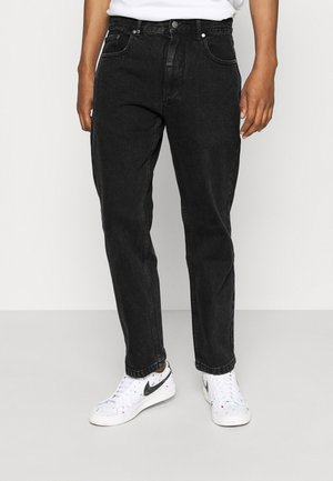 NINETY TWOS - Jeans baggy - black
