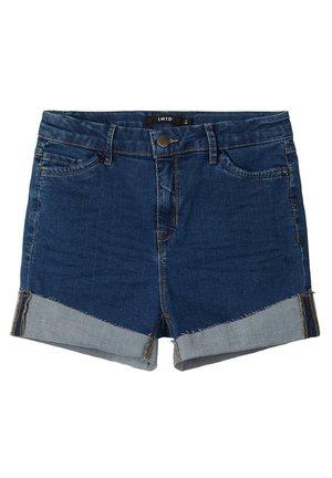 Jeans Short / cowboy shorts - medium blue denim
