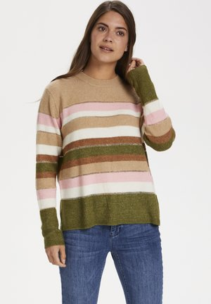 KAWENNI  - Jumper -  multi stripe