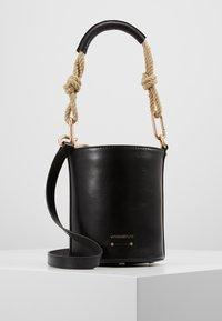Vanessa Bruno - HOLLY MINI SEAU - Handbag - noir - 0