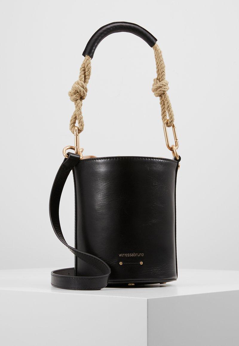 Vanessa Bruno - HOLLY MINI SEAU - Handbag - noir