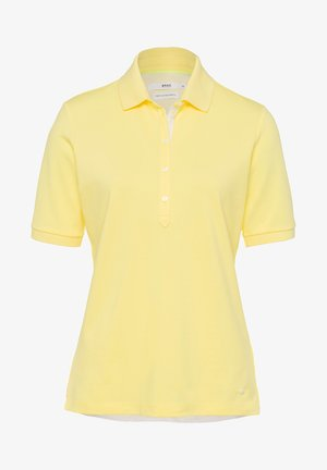 STYLE CLEO - Polo shirt - yellow