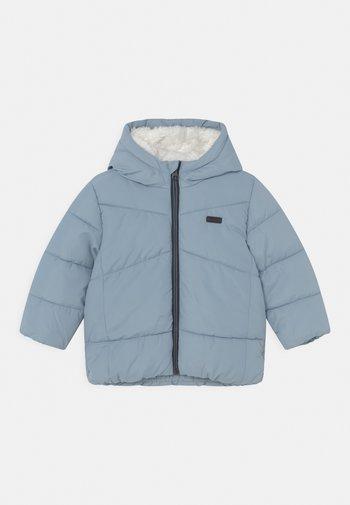 NBMMAKE PUFFER - Winter coat - blue fog