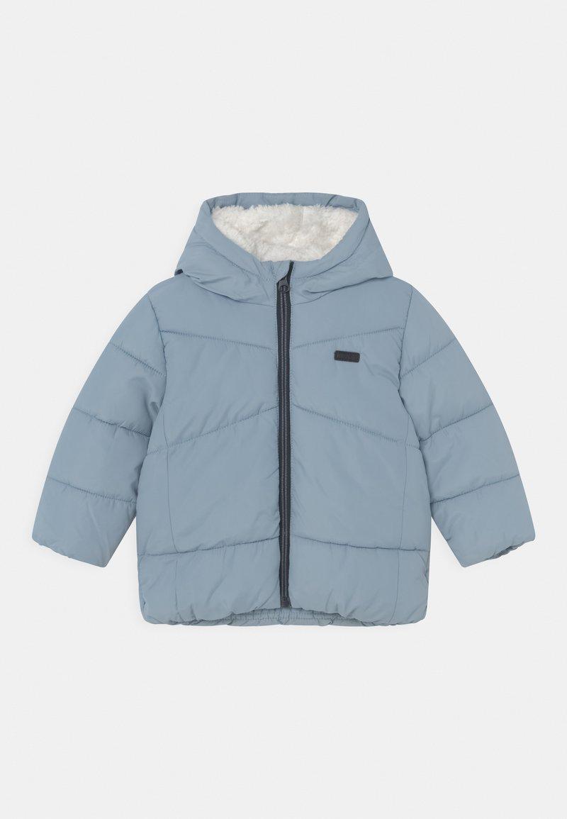 Name it - NBMMAKE PUFFER - Winter coat - blue fog