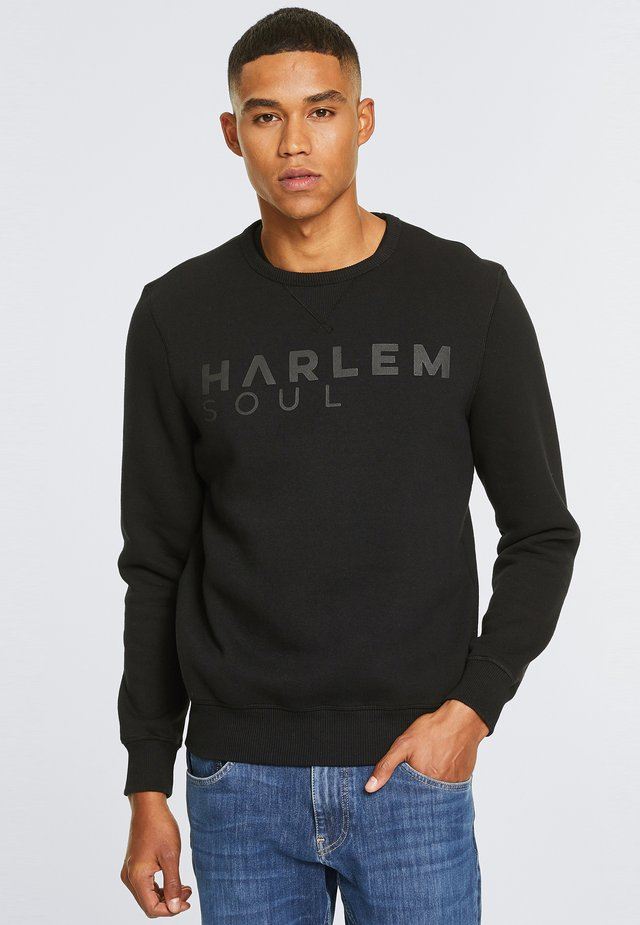 LONDON - Sweatshirt - black
