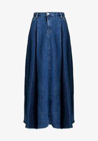 Pepe Jeans - MAXIME - Pleated skirt - denim - 4