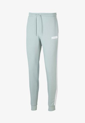 Tracksuit bottoms - blue surf