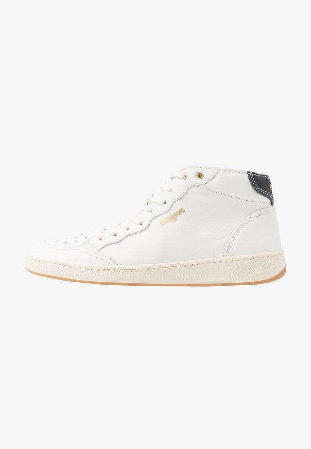MURRAY - Sneakersy wysokie - white