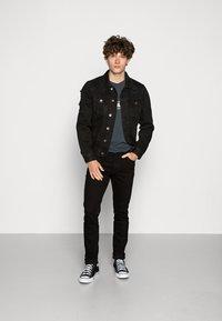 Denim Project - Jeans slim fit -  black - 1