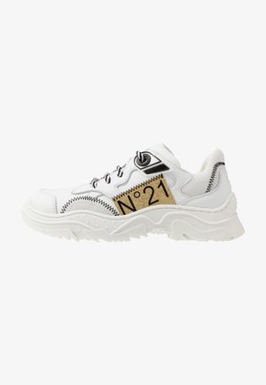 Sneakersy niskie - white/gold