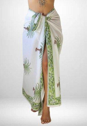 Beach accessory - green