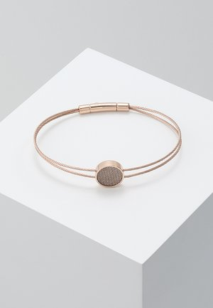 MERETE - Bracelet - roségold-coloured