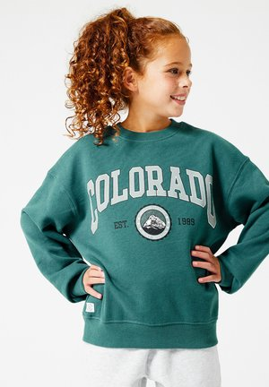 SHAY JR - Sweater - pine green