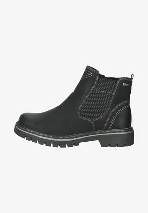 Ankle boot - noir brush