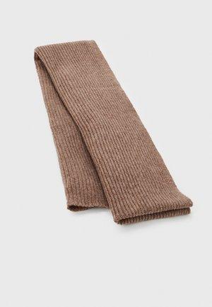 SCARF UNISEX - Sjaal - mottled brown