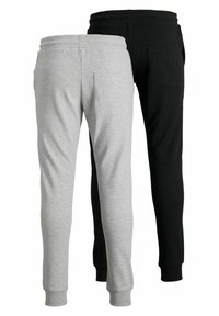 Jack & Jones - 2 PACK - Verryttelyhousut - black - 1