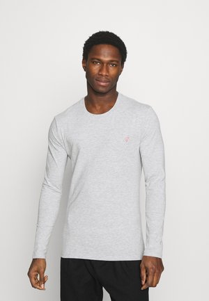 CORE TEE - T-shirt à manches longues - stone heather grey