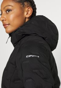 Icepeak - DADEVILLE - Down jacket - black - 4