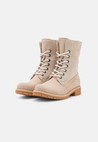 Tamaris - Winter boots - taupe - 2