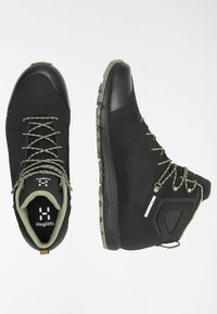 Haglöfs - L.I.M MID PROOF ECO  - Hiking shoes - true black - 2